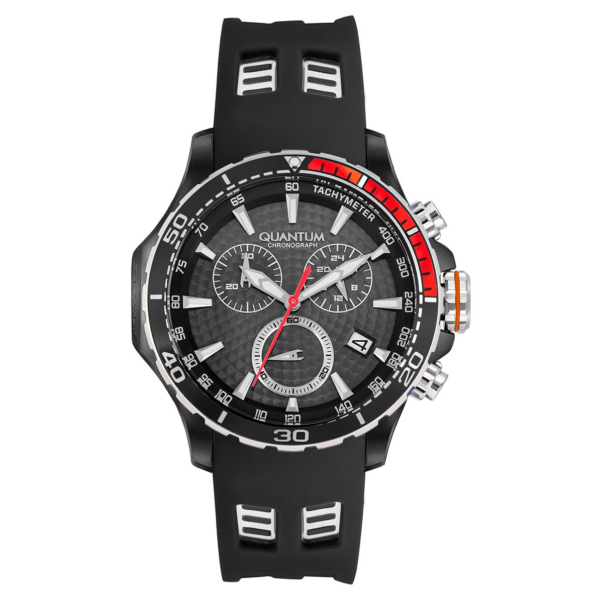 ساعت مچی عقربه ای مردانه کوانتوم مدل HNG834.651