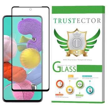 محافظ صفحه نمایش سرامیکی تراستکتور مدل CMT مناسب برای گوشی موبایل سامسونگ Galaxy A51