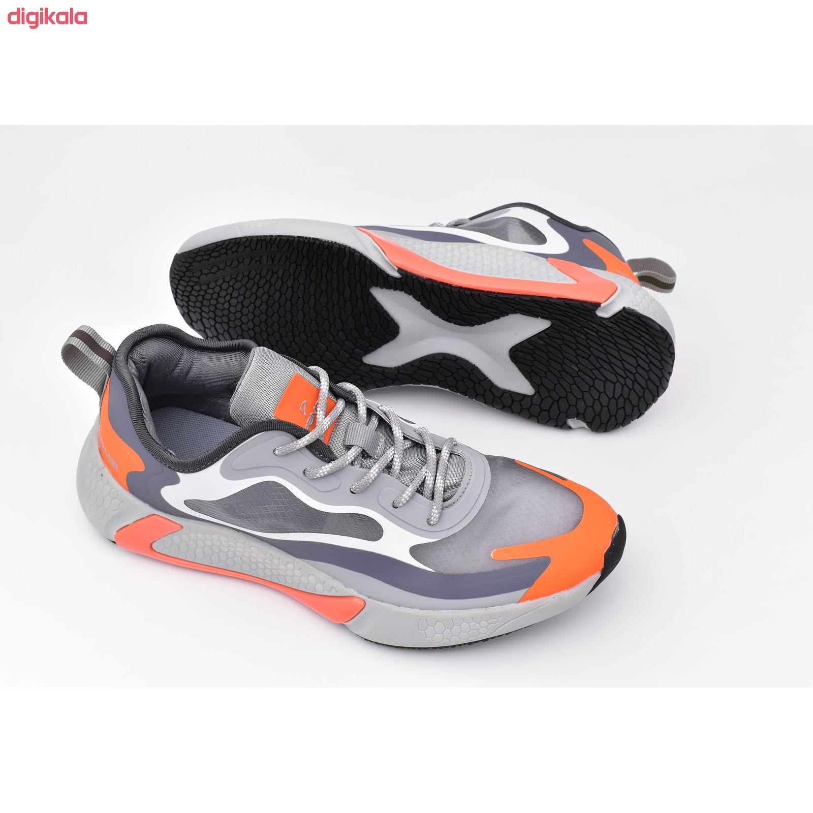 کفش پیاده روی مردانه پاما مدل ساموئل کد G1421 main 1 11