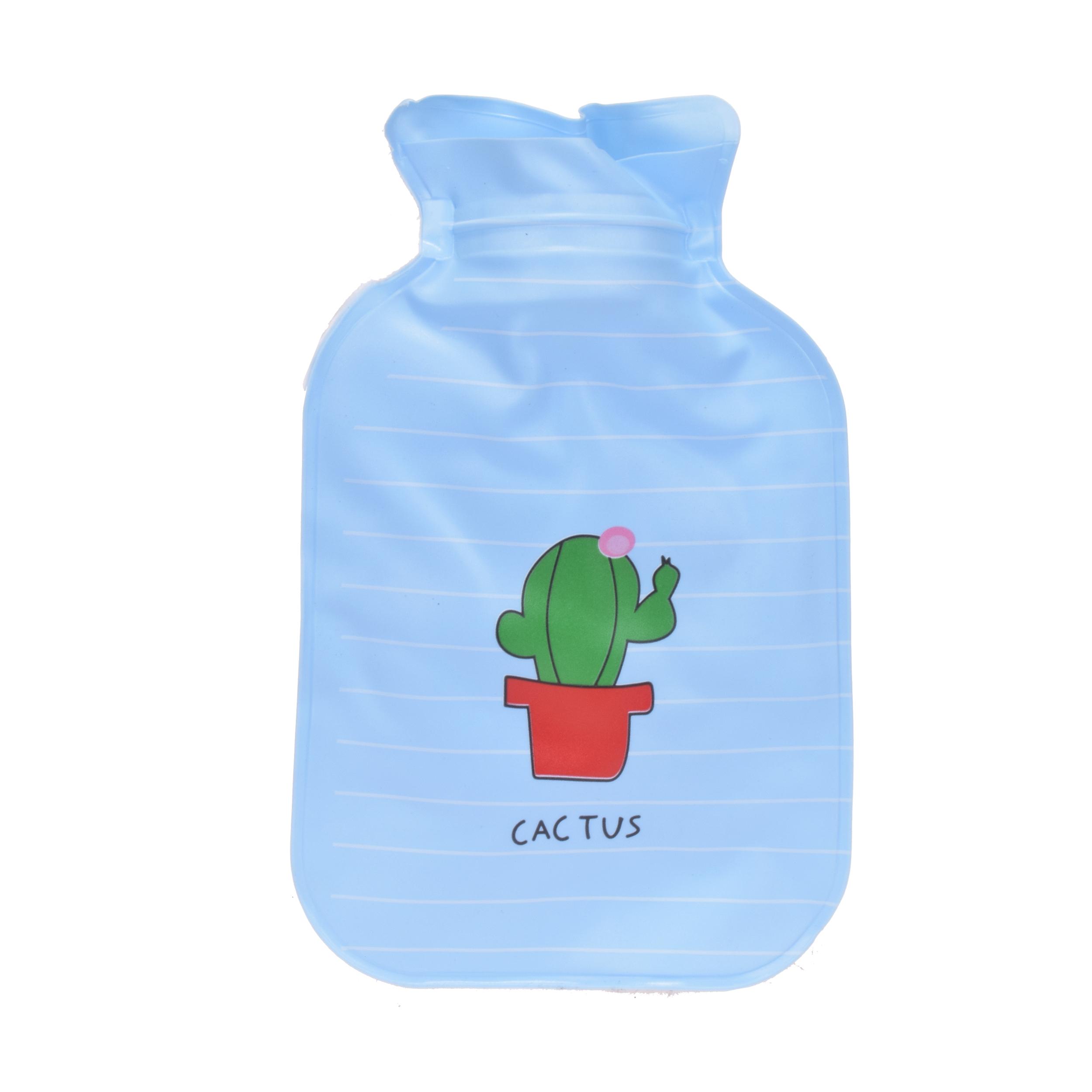 کیسه آب گرم کودک مدل CACTUS