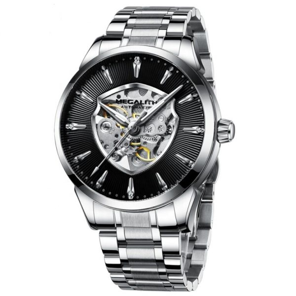 ساعت مچی عقربهای مردانه مگالیت مدل SR-8210