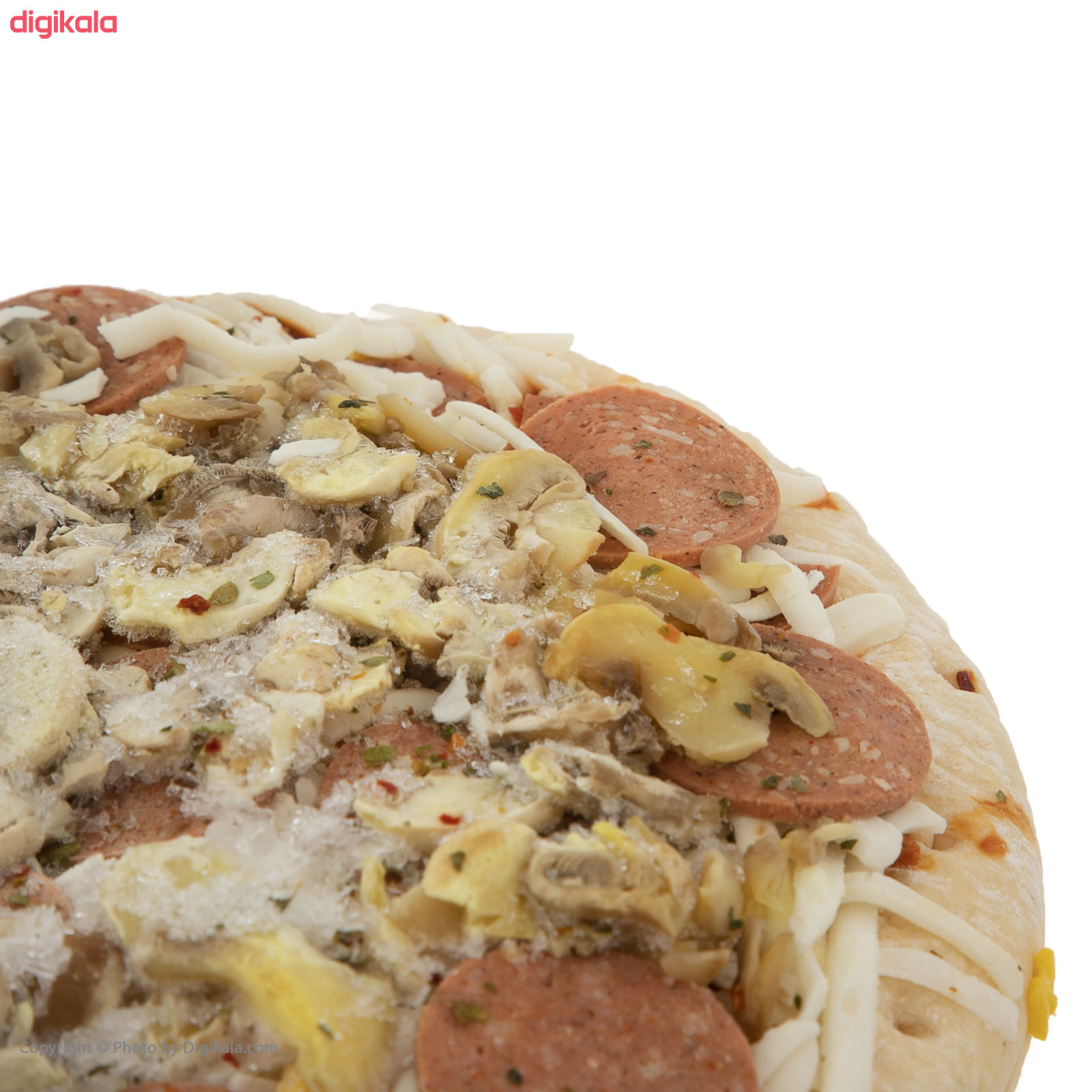 پیتزا پپرونی پمینا کاله مقدار 440  گرم main 1 2