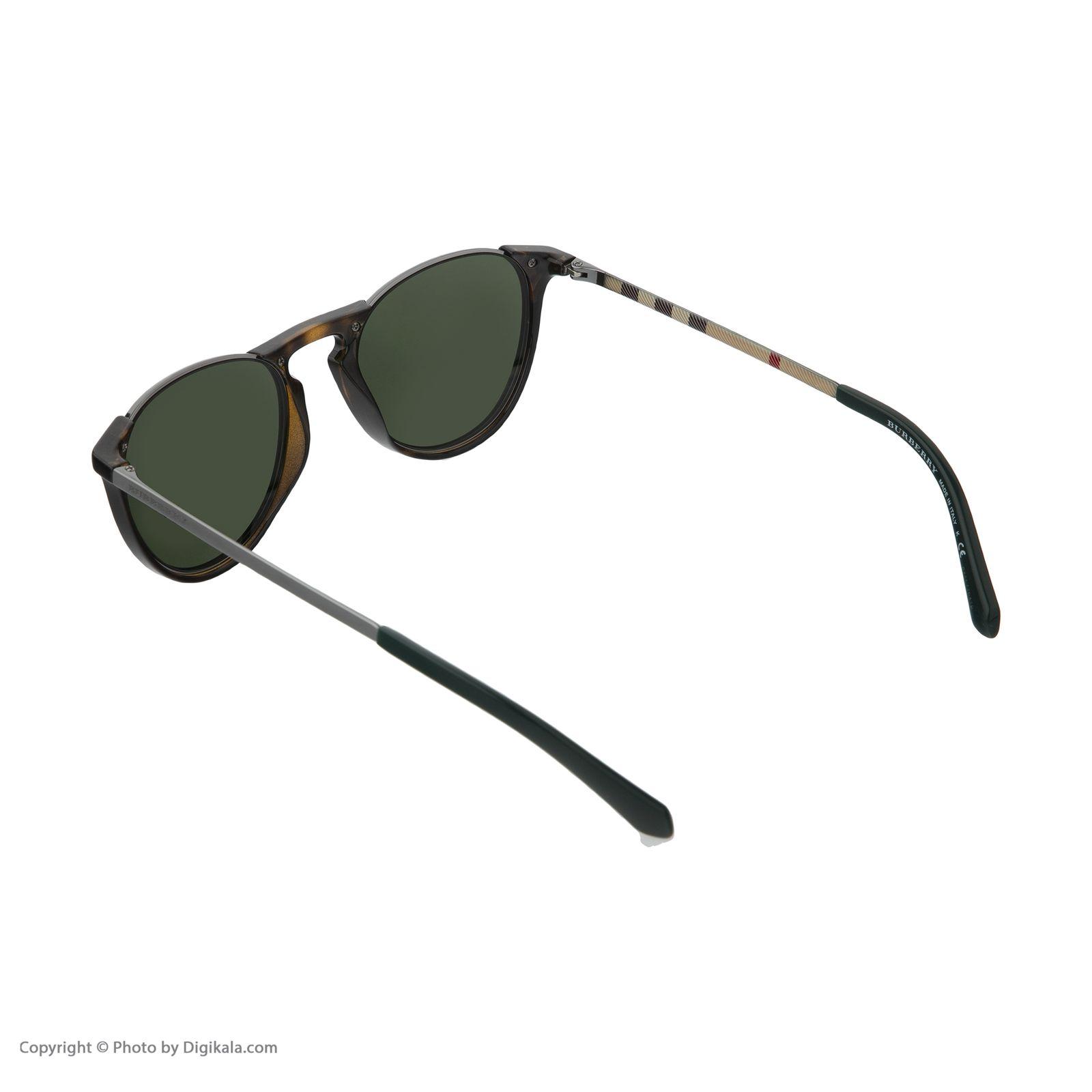 عینک آفتابی زنانه بربری مدل BE 4273S 300271 52 -  - 4