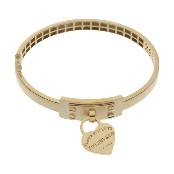 دستبند النگویی طلا 18 عیار زنانه مایا ماهک مدل MB1150