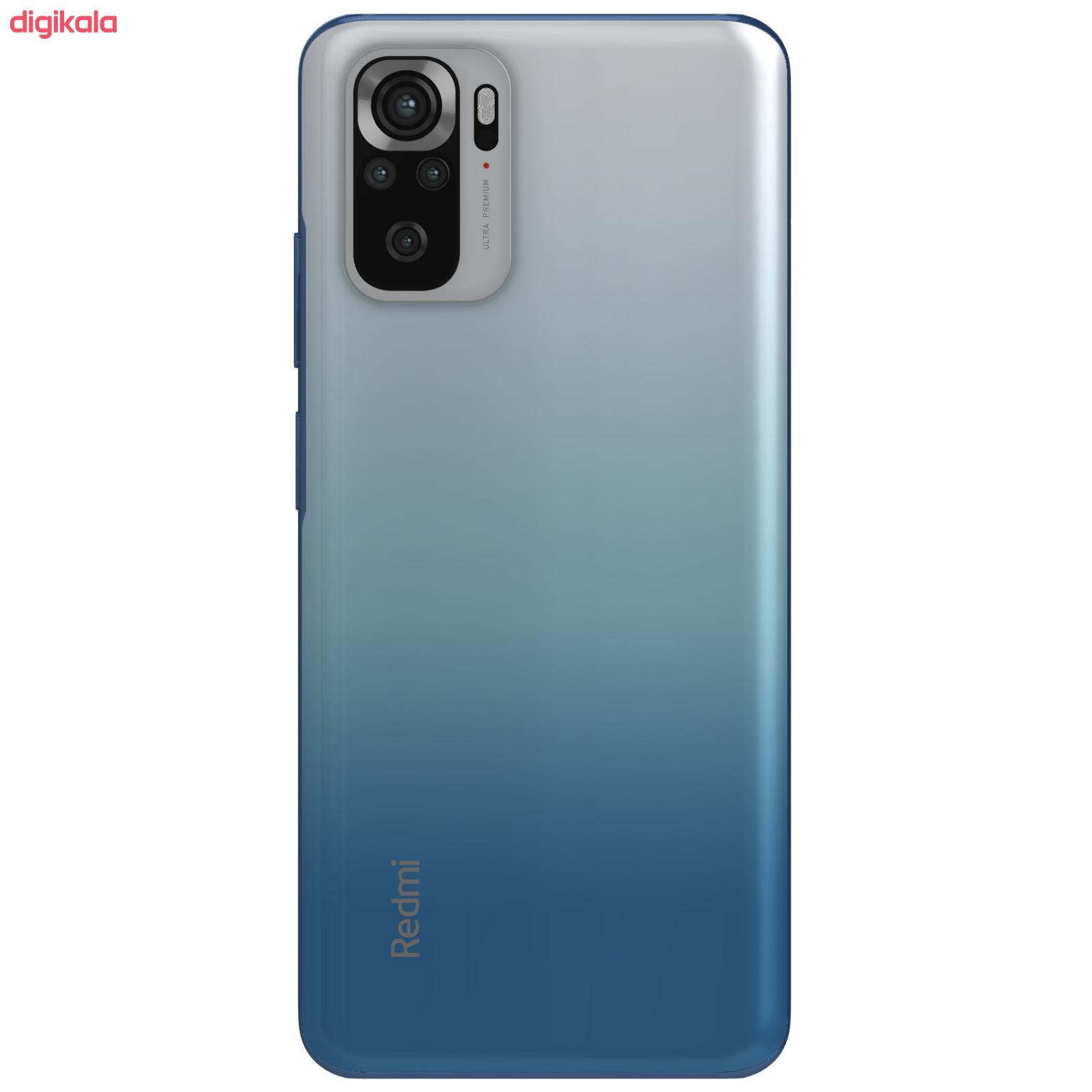 گوشی موبایل شیائومی مدل Redmi Note 10S M2101K7BNY دو سیم کارت ظرفیت 128 گیگابایت و رم 6 گیگابایت