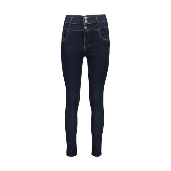 شلوار جین زنانه کیکی رایکی مدل BB3376-403