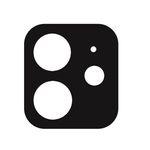 محافظ لنز دوربین مدل Me-1 مناسب برای گوشی موبایل اپل iPhone 11 thumb