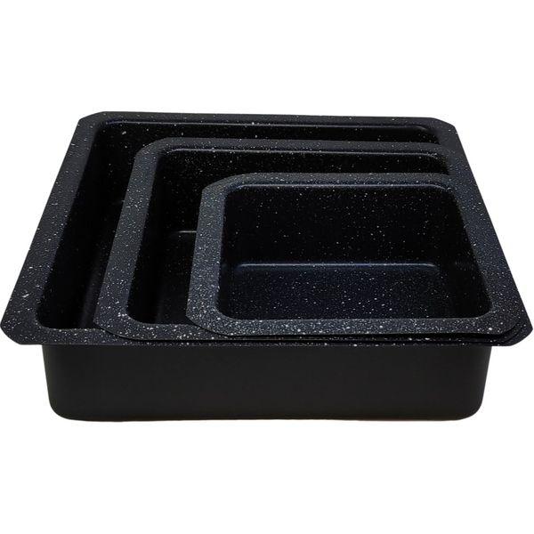 قالب کیک مدل مربع کد ۰۳ مجموعه 3 عددی
