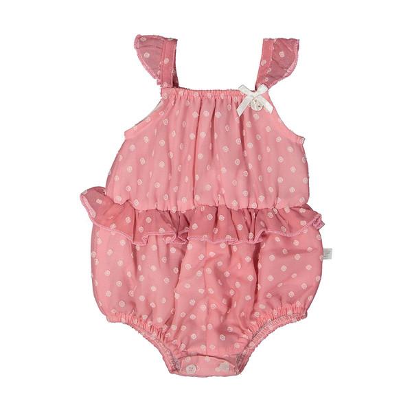 سرهمی نوزادی دخترانه فیورلا مدل 2031