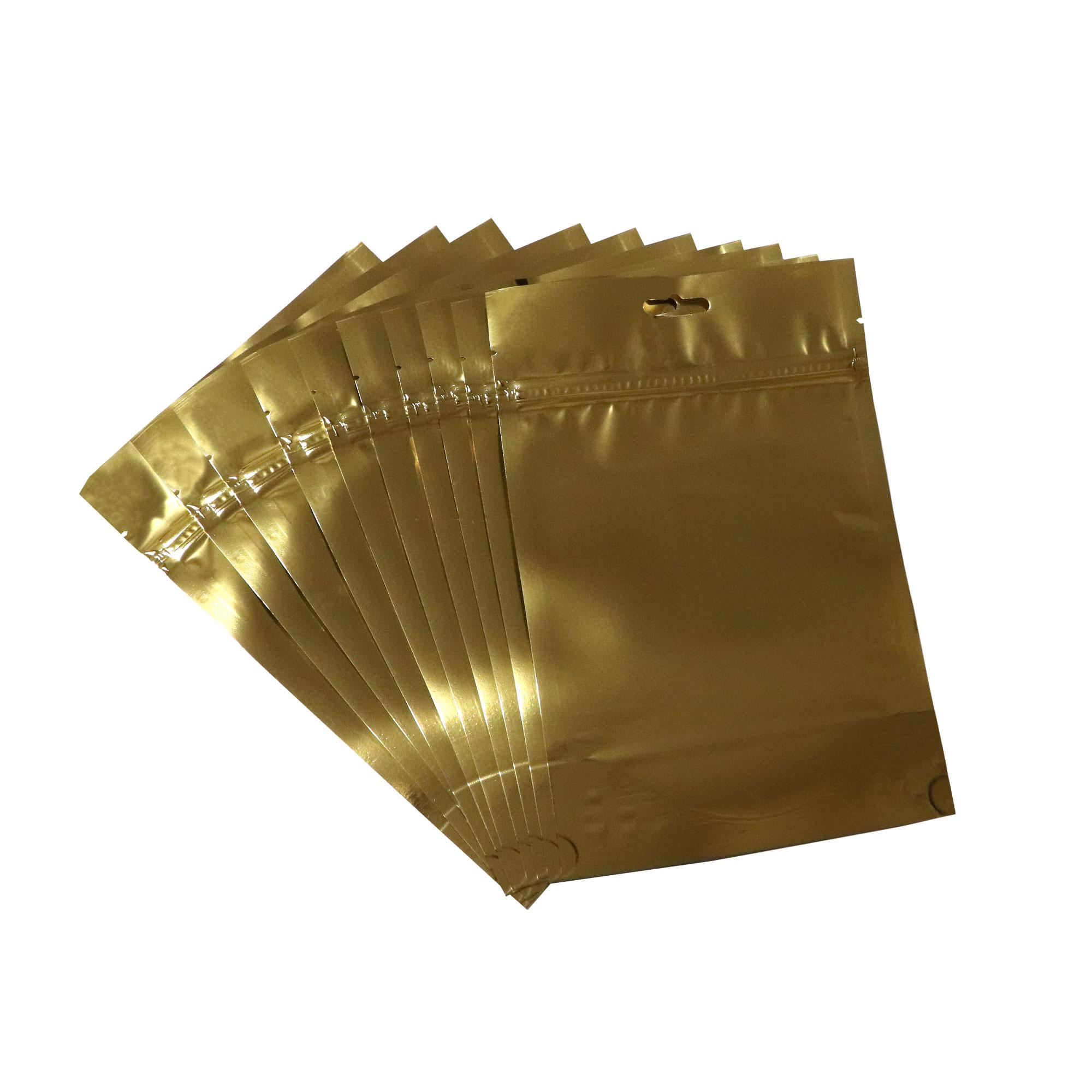 پاکت زیپ دار پکزی مدل    PSTMOG0160240122OG   بسته 10 عددی