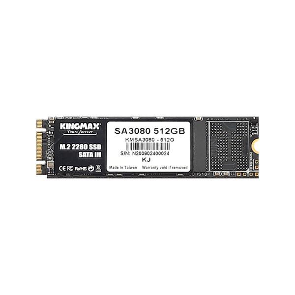 اس اس دی اینترنال کینگ مکس مدل SA3080 M.2 2280 SATA III ظرفیت 512 گیگابایت