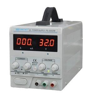 منبع تغذیه 30 ولت 5 آمپر لانگ وی مدل PS-305DM