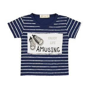 تی شرت نوزادی پسرانه بی کی مدل 2211109-59