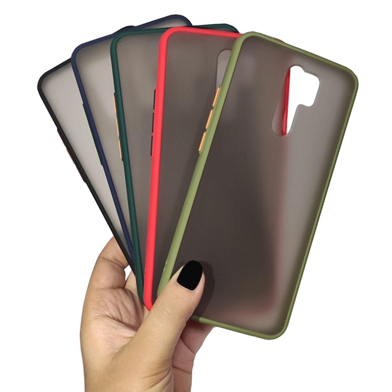 کاور مدل PM مناسب برای گوشی موبایل شیائومی Redmi 9 main 1 5