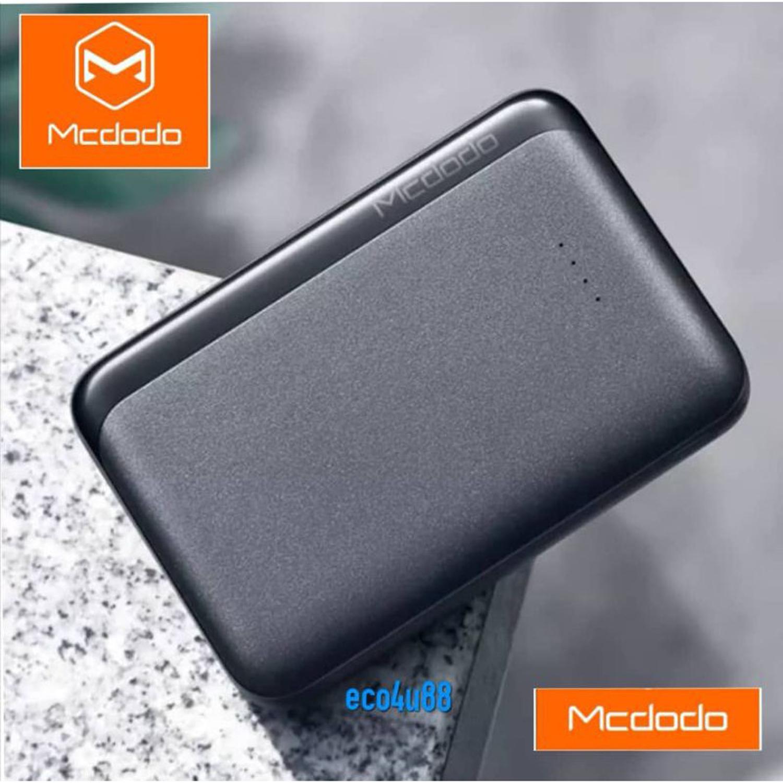 شارژر همراه مک دودو مدل MC_6841 ظرفیت 10000 میلی آمپر ساعت