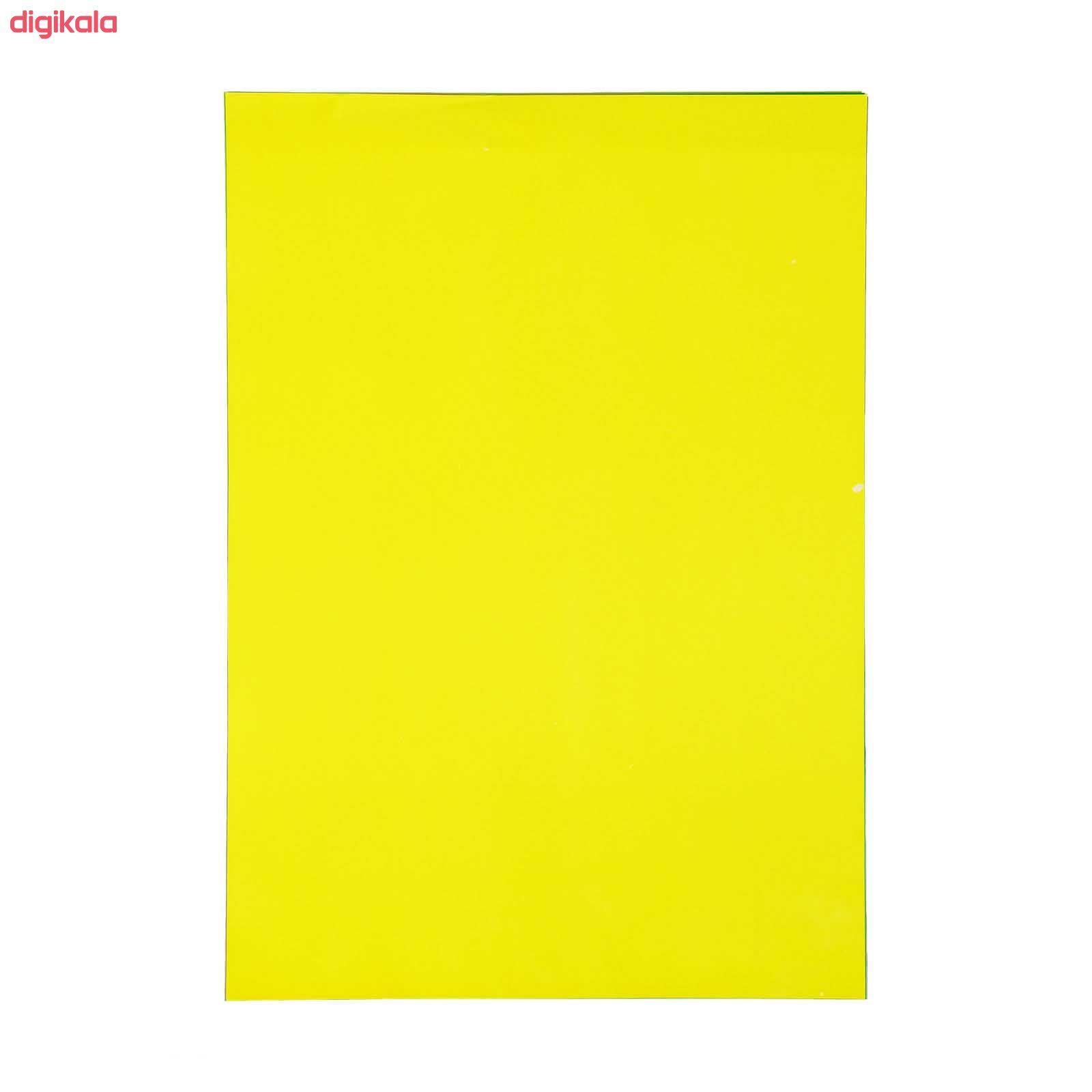 کاغذ رنگی A4 کد Pa 40 بسته 40 عددی main 1 4