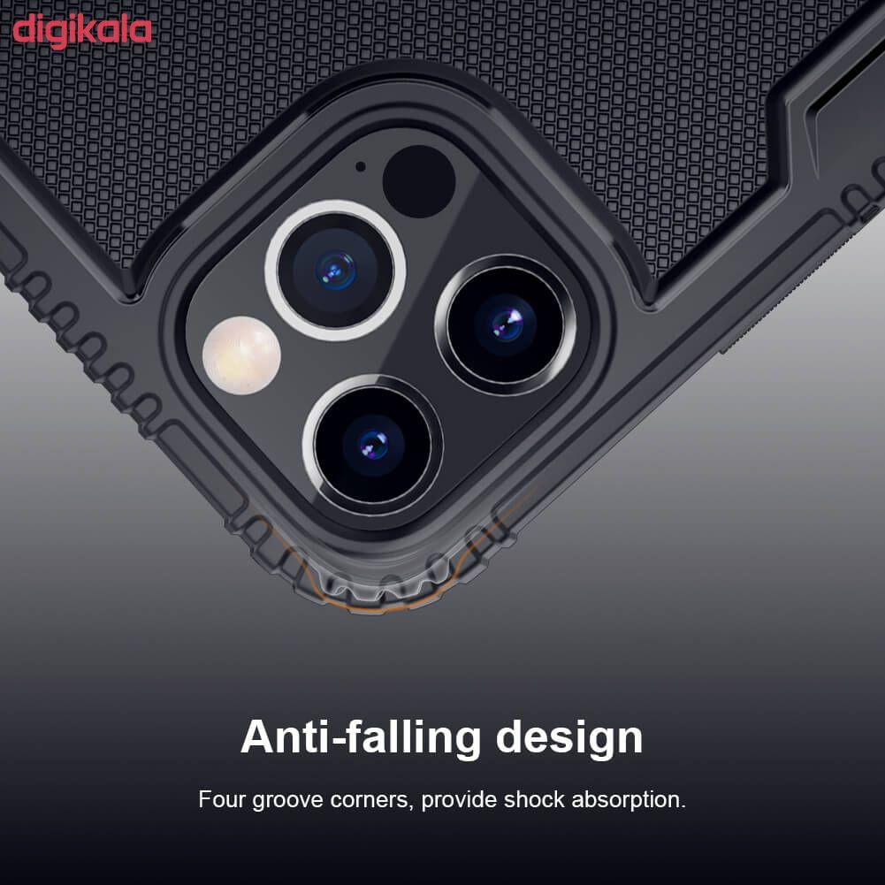 کاور نیلکین مدل Tactics مناسب برای گوشی موبایل اپل Iphone 12 Pro Max  main 1 6