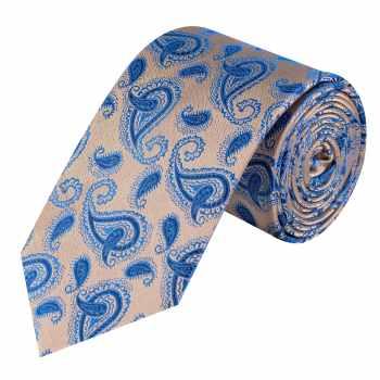 کراوات مردانه مدل GF-PA1369-BL