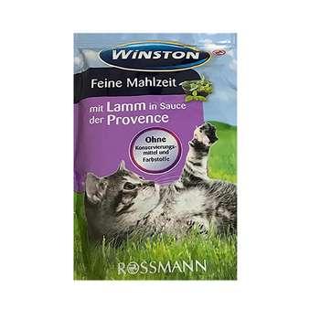 غذای پوچ گربه وینستون مدل Lamm وزن 100 گرم