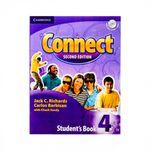 کتاب Connect 2nd 4 اثر Jack C Richard and Carlos Barbisan انتشارات کمبریج