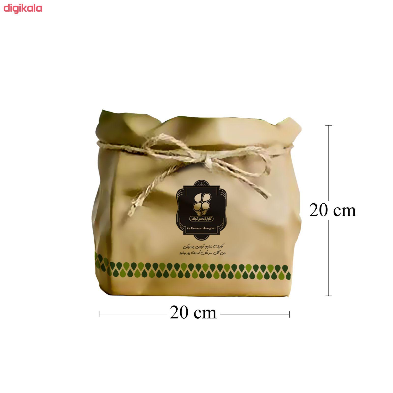 گیاه طبیعی افوربیا گل صورتی گلباران سبز گیلان مدل GN13-25K main 1 1