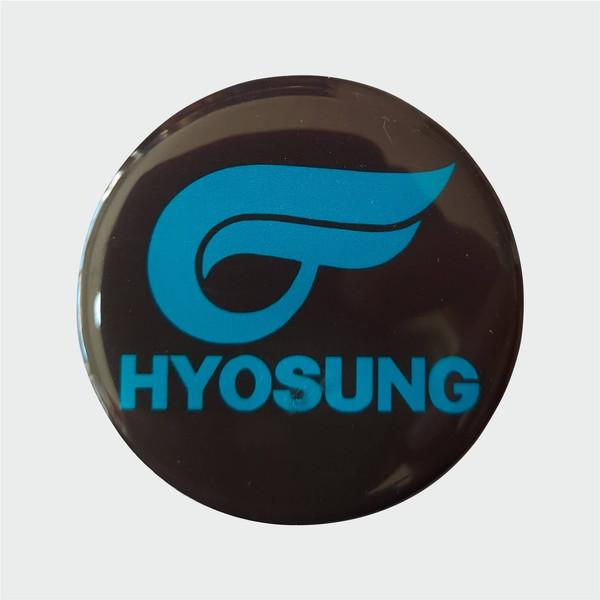 برچسب بدنه موتور طرح هیوسانگ کد hyosung1