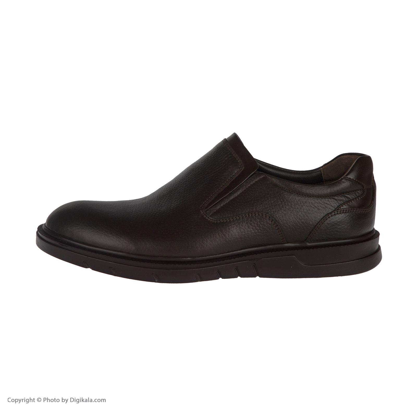 کفش روزمره مردانه بلوط مدل 7240C503104 -  - 3