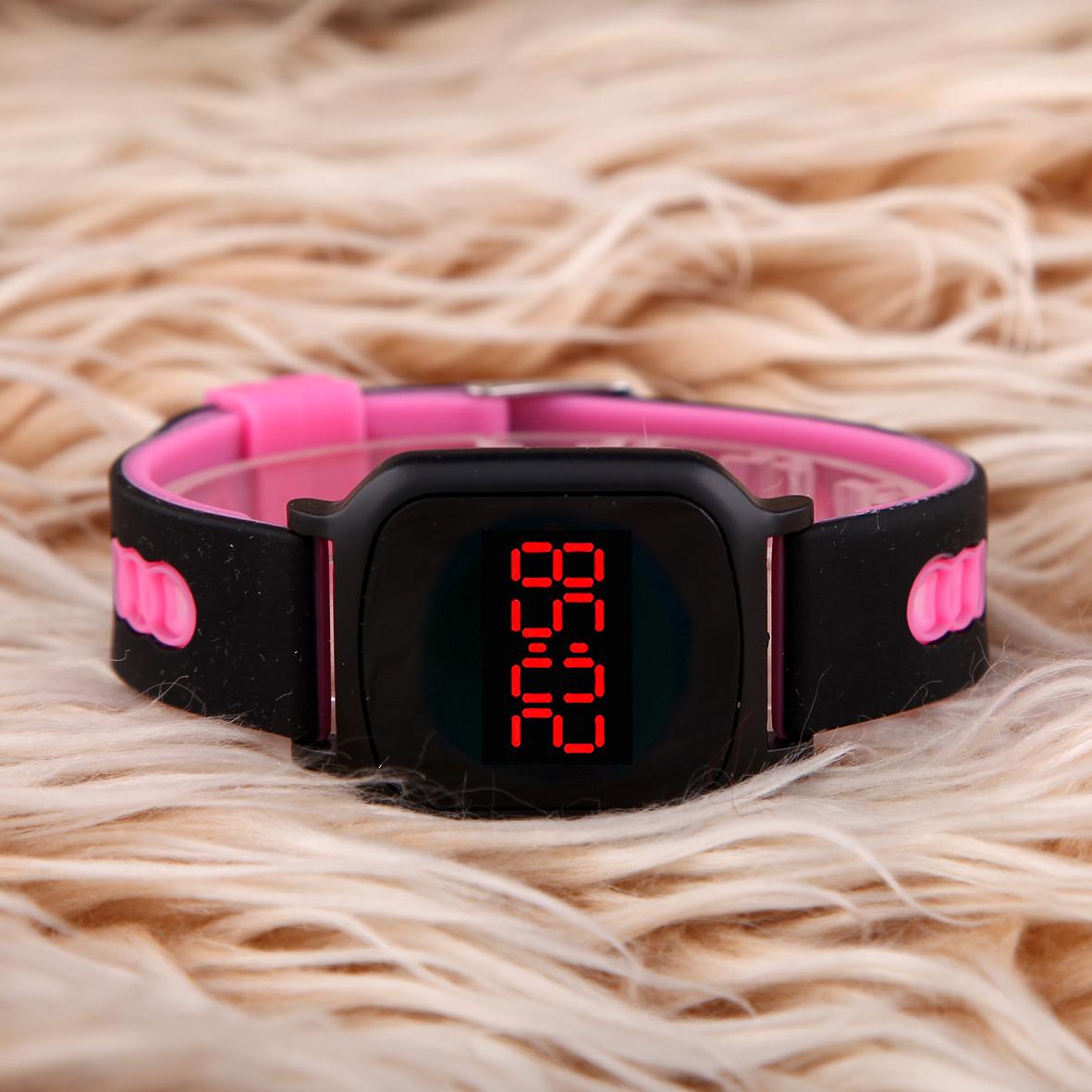 خرید و قیمت                      ساعت مچی دیجیتال زنانه مدل LE 2714 - ME-SOO