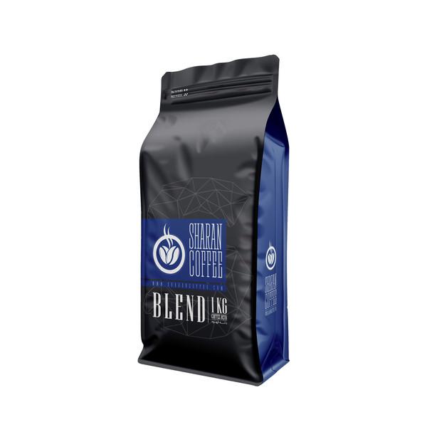 دانه قهوه ترکیبی شاران مدل Lovers مقدار 1 کیلوگرم