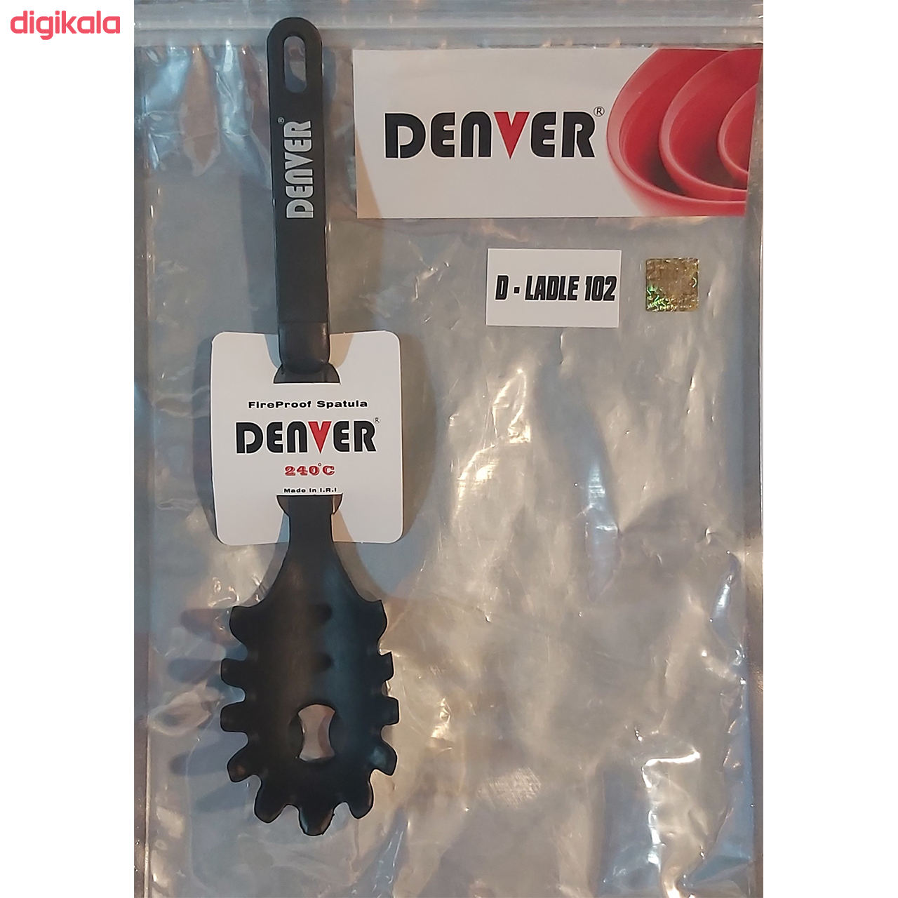 چنگال اسپاگتی دنور مدل D-LADLE 102 main 1 2