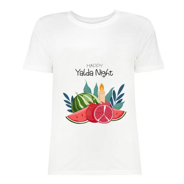 تی شرت زنانه مدل یلدا SK0004-16