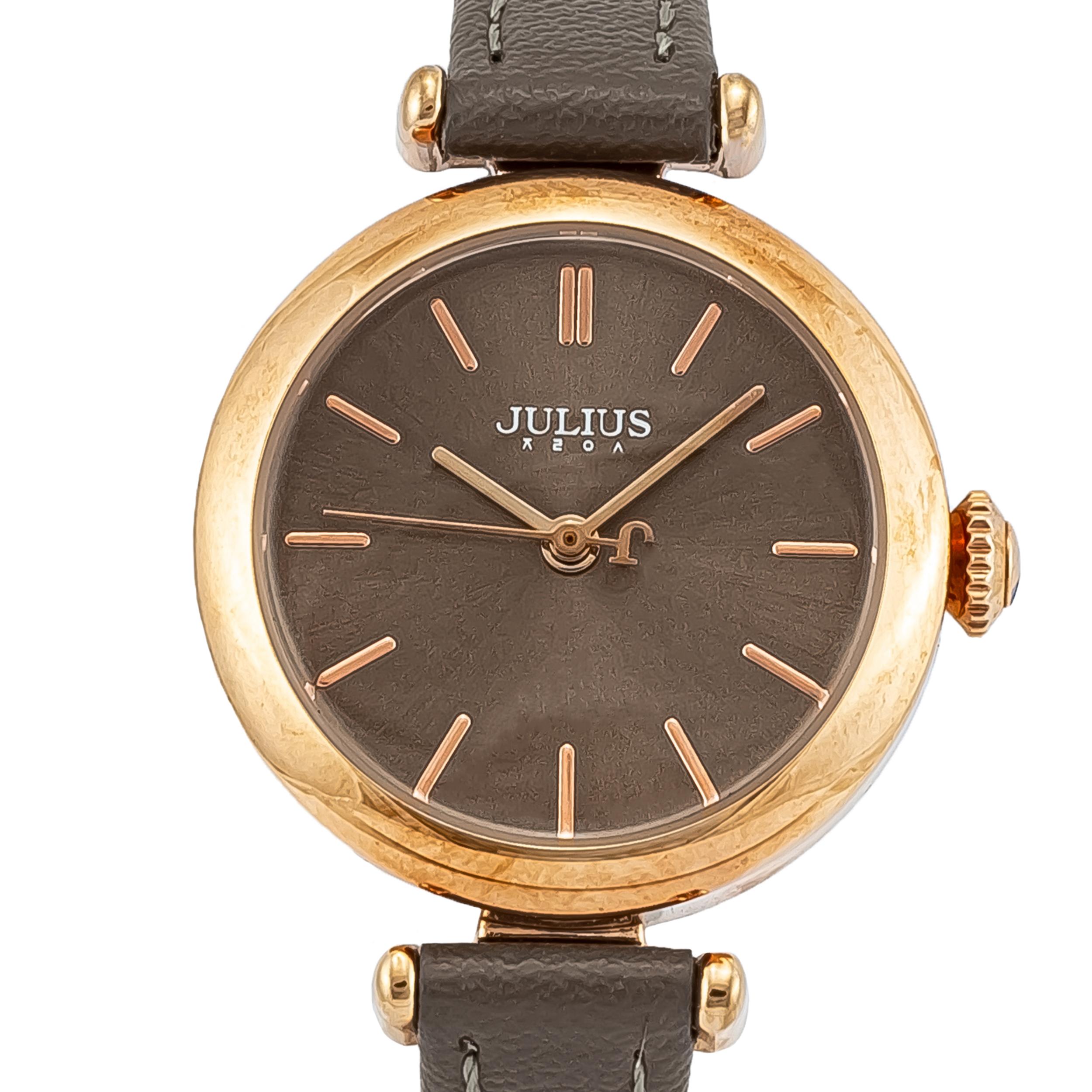 ساعت مچی  زنانه جولیوس مدل JA1018