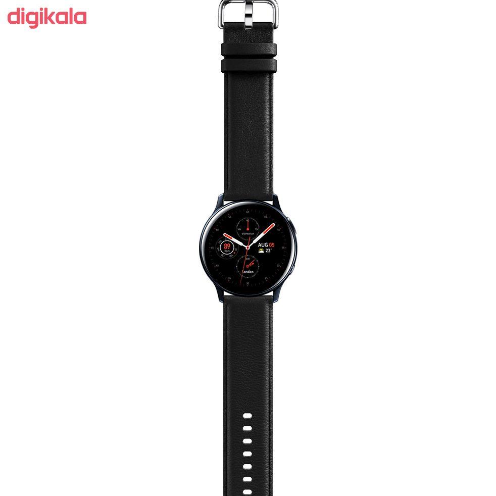 ساعت هوشمند سامسونگ مدل Galaxy Watch Active2 44mm Leatherband Smart main 1 11