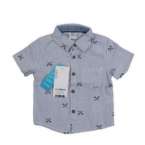 پیراهن پسرانه ال سی وایکیکی کد m106