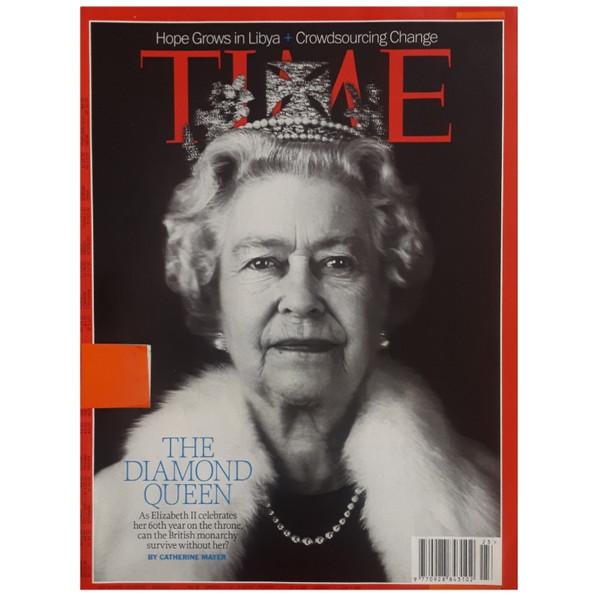 مجله تايم ژوئن 2012