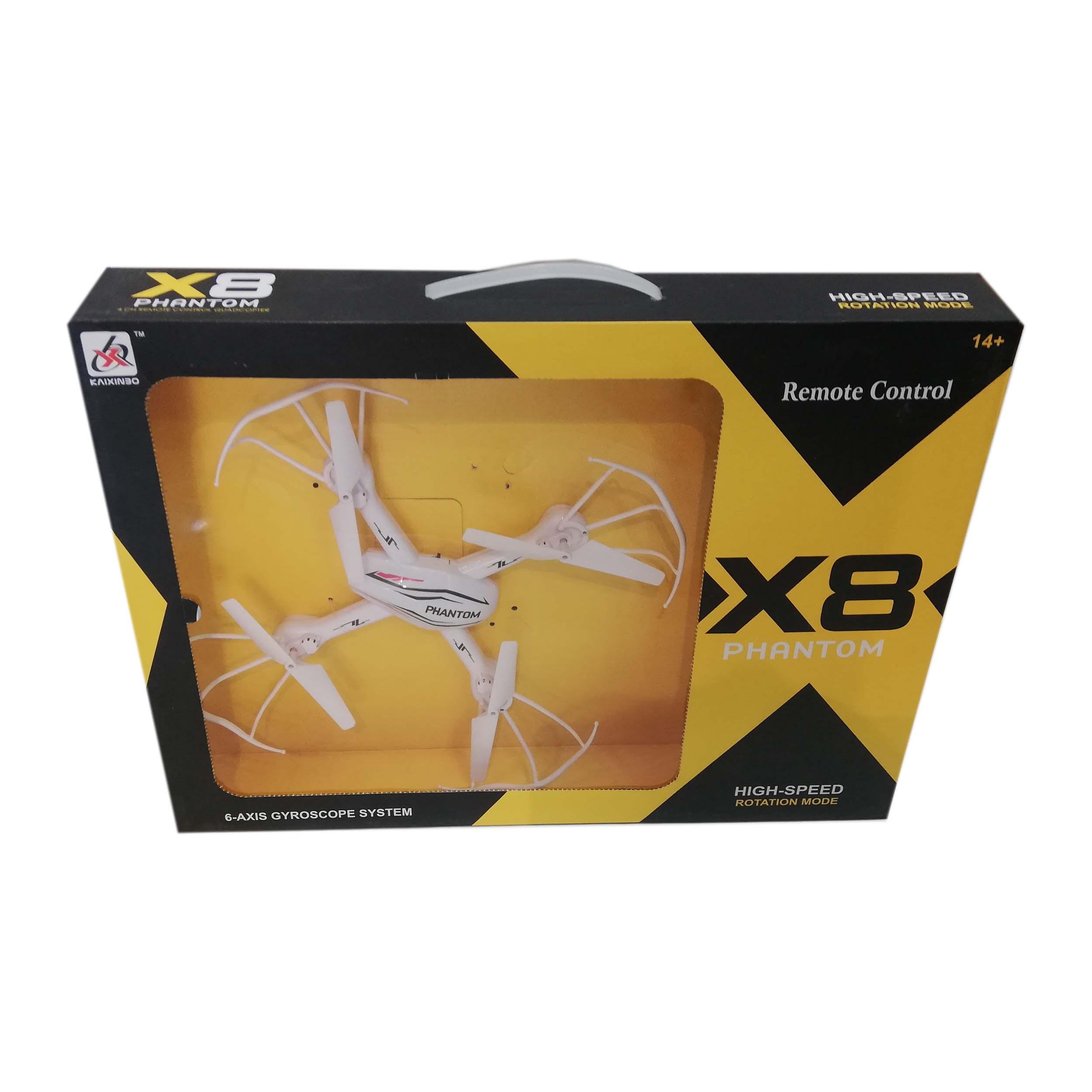 کواد کوپتر کنترلی مدل x8