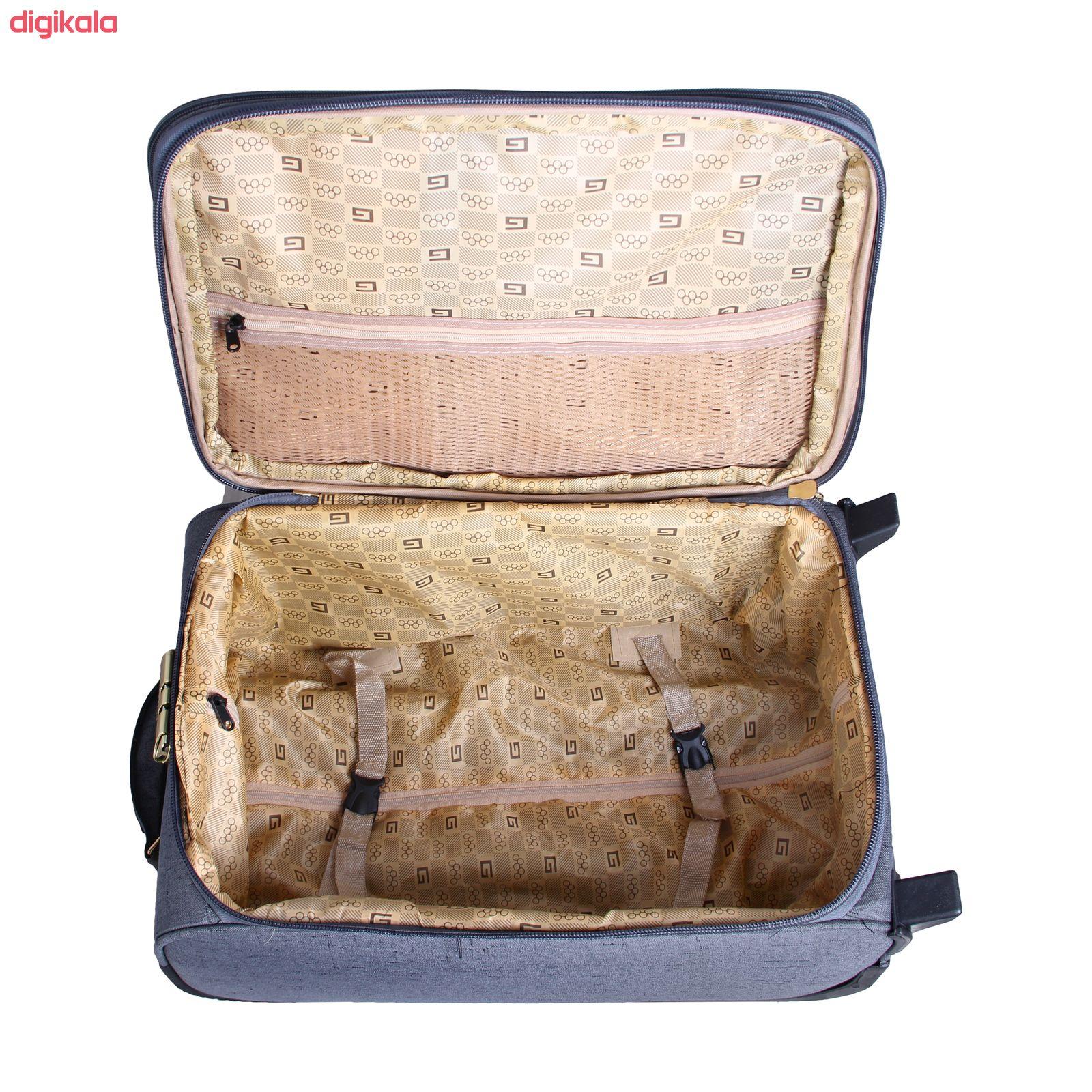 مجموعه سه عددی چمدان مدل 0301A main 1 12