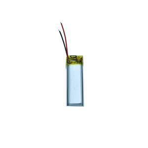 باتری لیتیوم یون مدل 401230 ظرفیت 200 میلی آمپر ساعت
