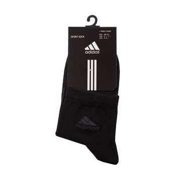 جوراب مردانه مدل A-2020 رنگ مشکی