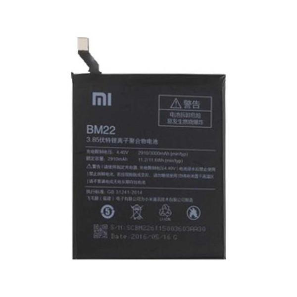 باتری موبایل مدل BM22 ظرفیت 2910 میلی آمپر ساعت مناسب برای گوشی موبایل شیائومی Mi 5
