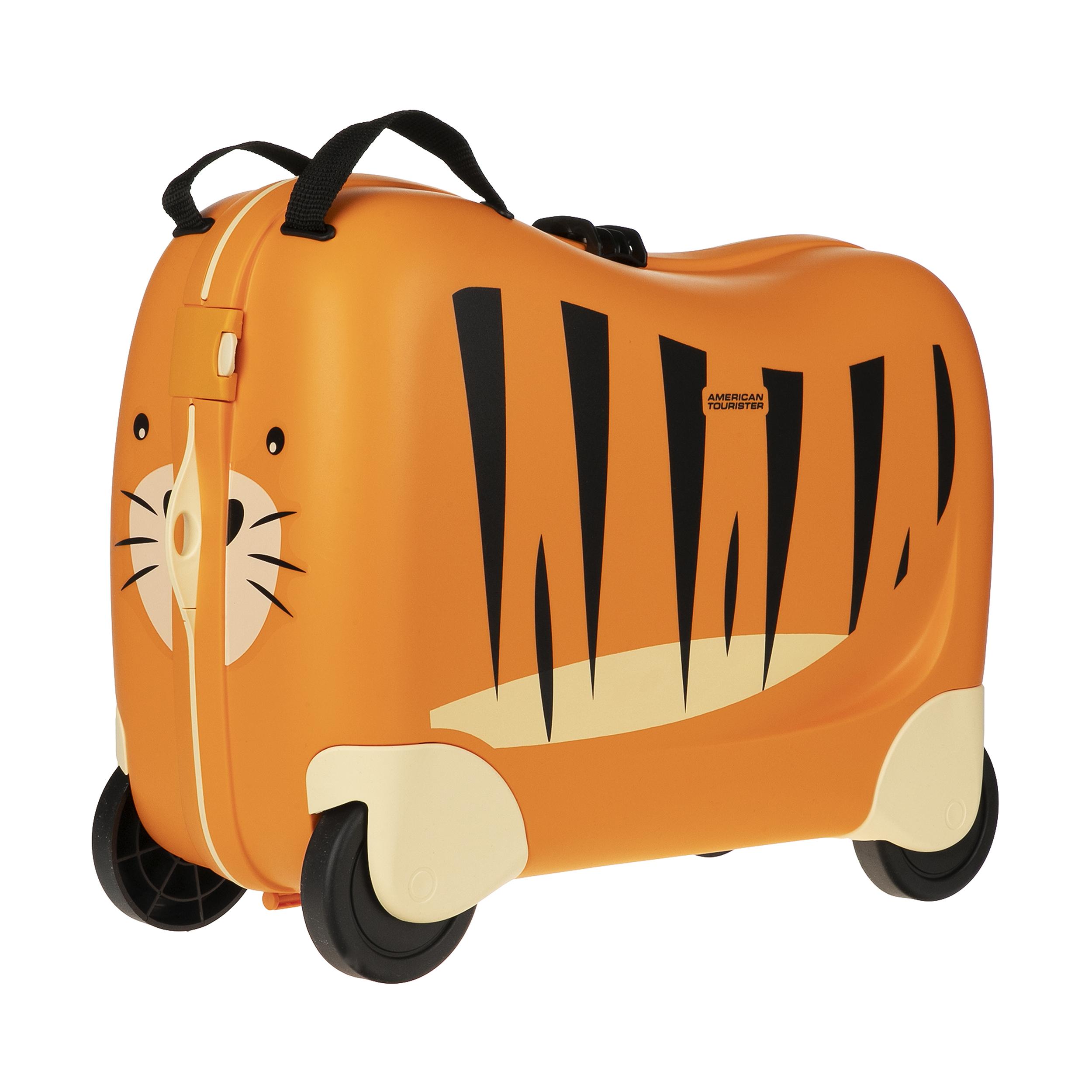 چمدان کودک امریکن توریستر طرح ببر مدل FH0-0-96011