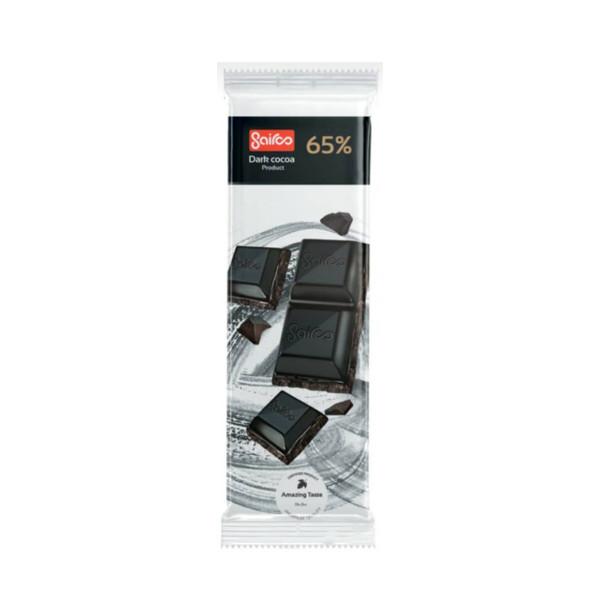 شکلات تلخ 65 درصد سایرو - 75 گرم