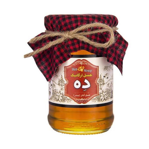 عسل کنار ارگانیک ده در - 360 گرم