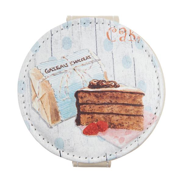 آینه جیبی طرح کیک کد 90507