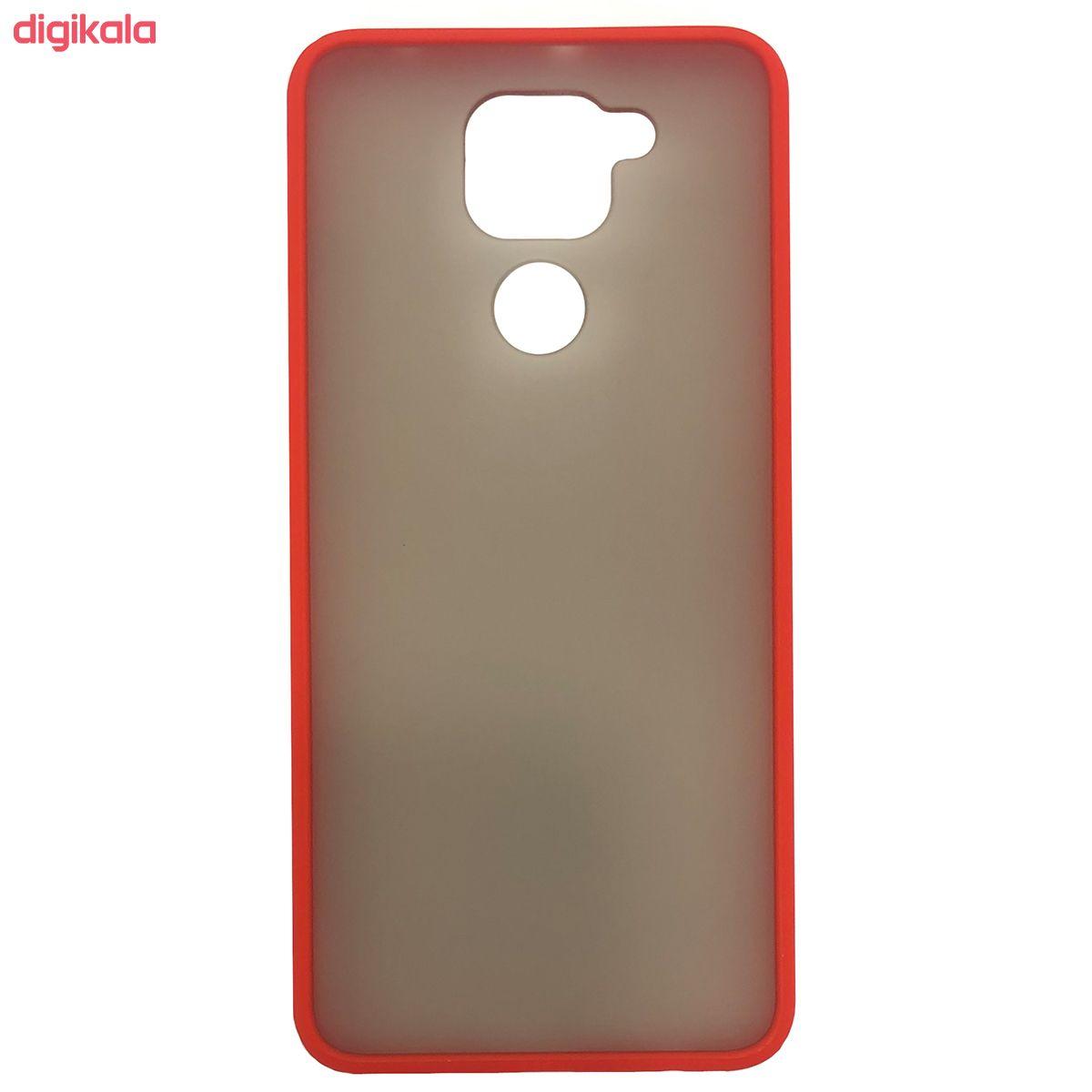 کاور مدل CS-001 مناسب برای گوشی موبایل شیائومی Redmi Note 9 main 1 1
