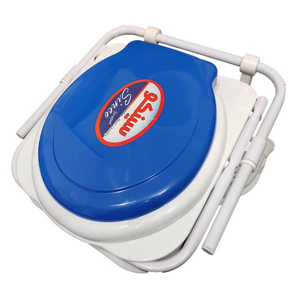 توالت فرنگی سینکو کد 106 همراه با قیف