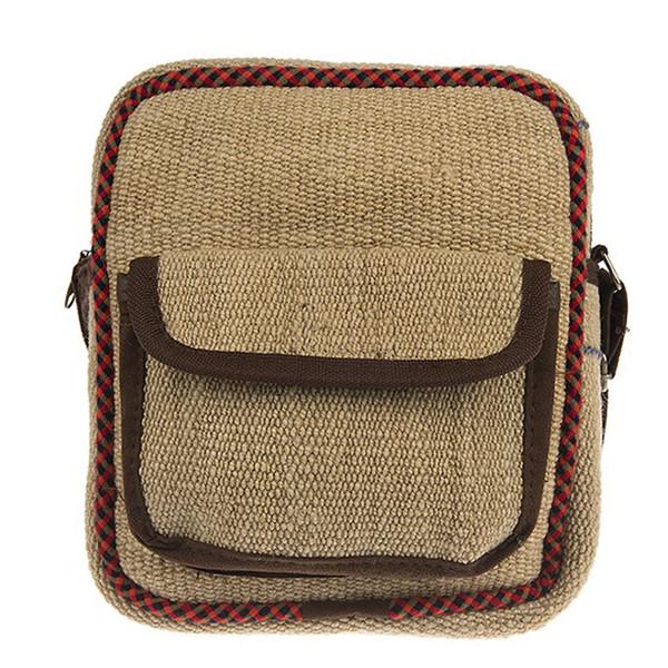 کیف دوشی جاجیم پورنقاش سایز کوچک