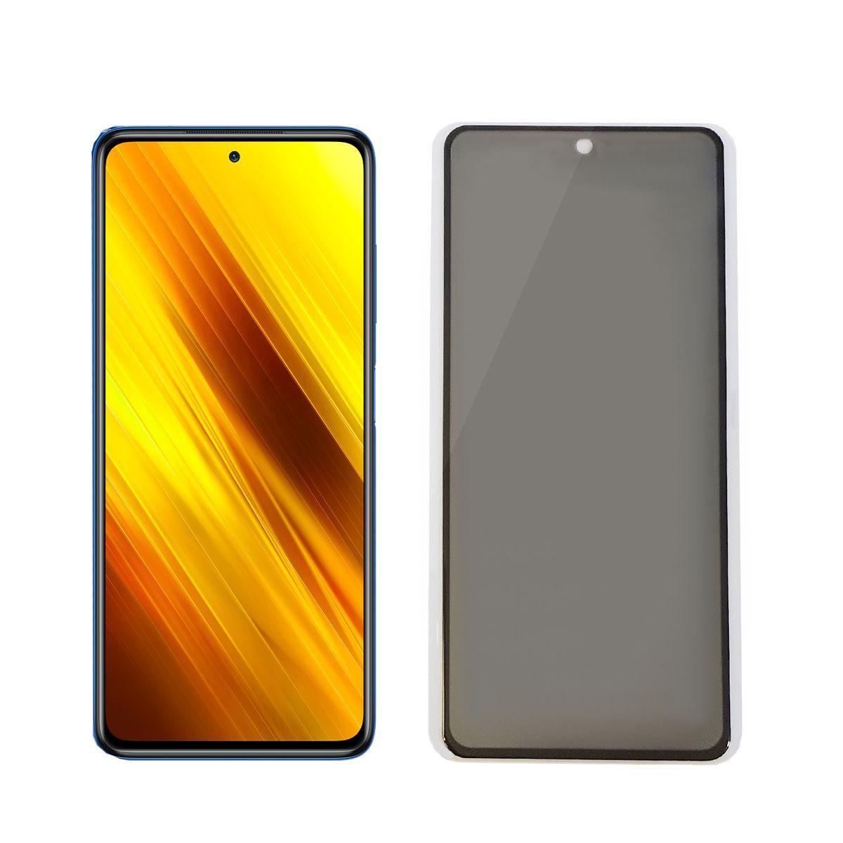 محافظ صفحه نمایش حریم شخصی مدل PR01to مناسب برای گوشی موبایل شیائومی Poco X3