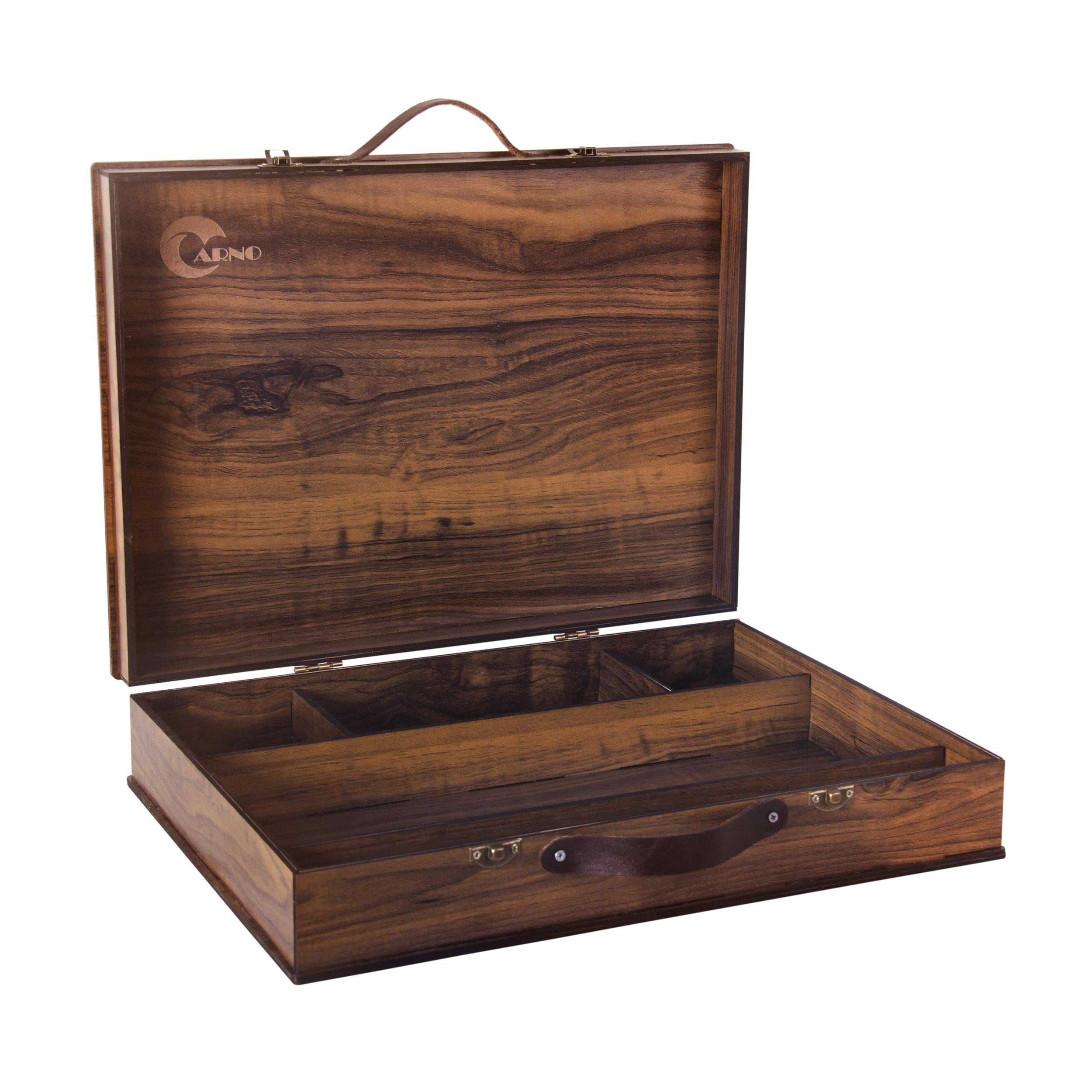 جعبه رنگ کارنو مدل CSS 002