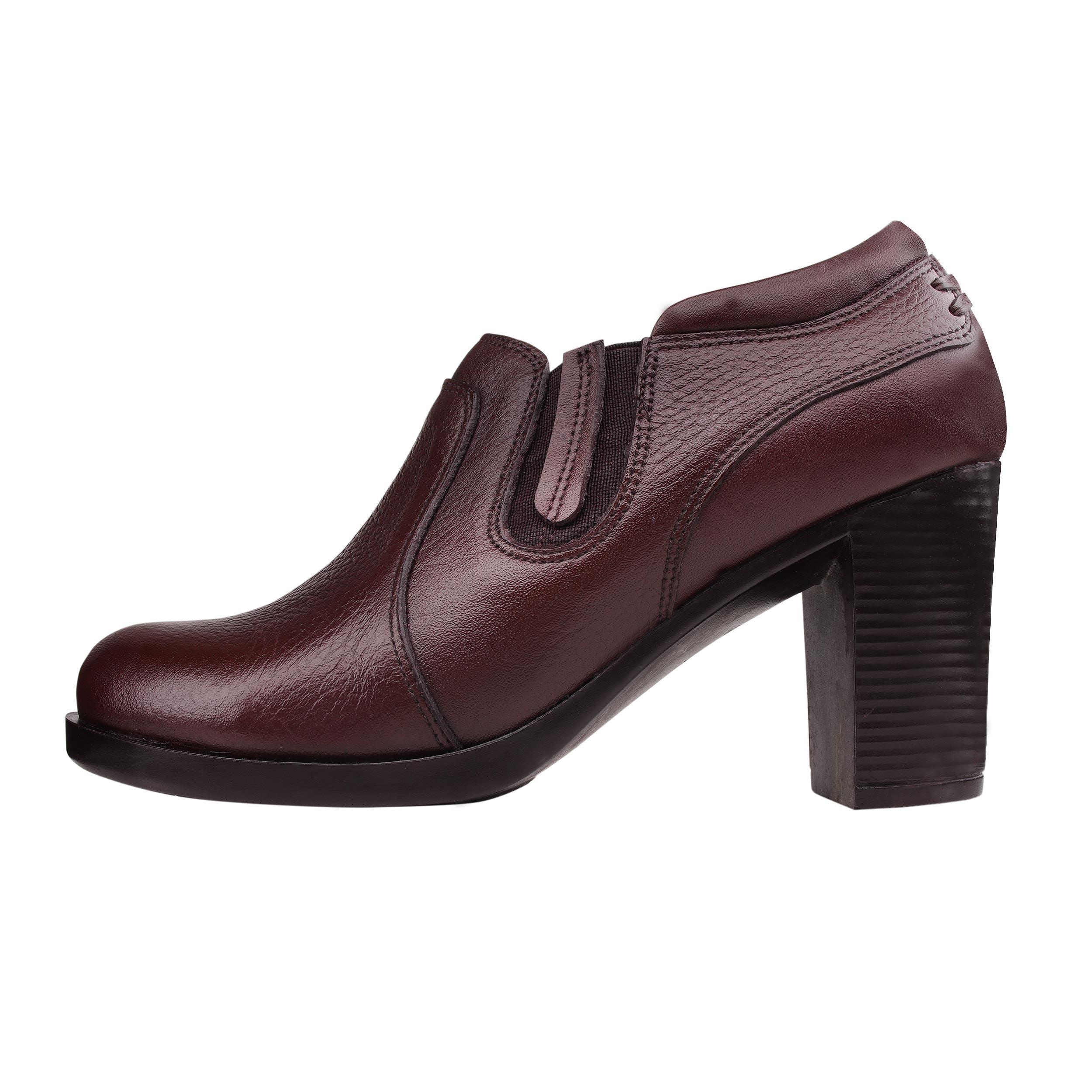 خرید                       کفش زنانه روشن مدل 825 کد 22